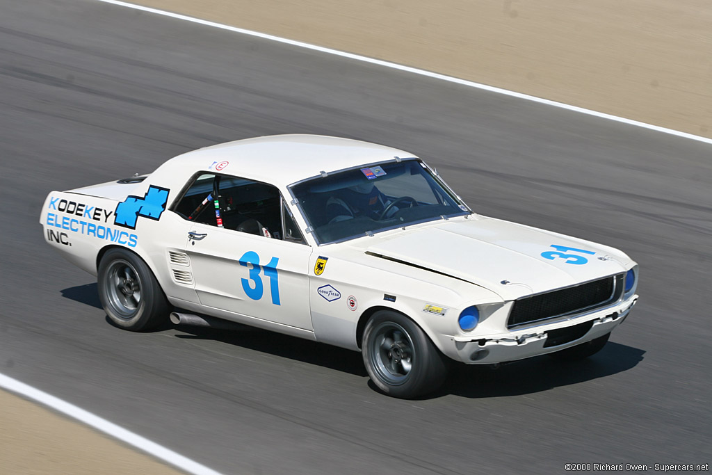 1967 Shelby Mustang Group 2