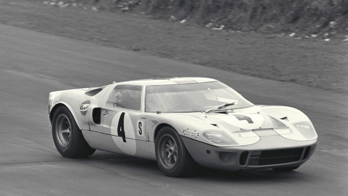 1968 Ford GT40 Mark I 'Gulf Oil'