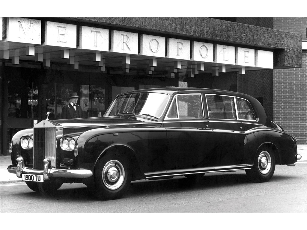 1968 Rolls-Royce Phantom VI