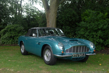 1969 Aston Martin DB6 Mark 2 Volante