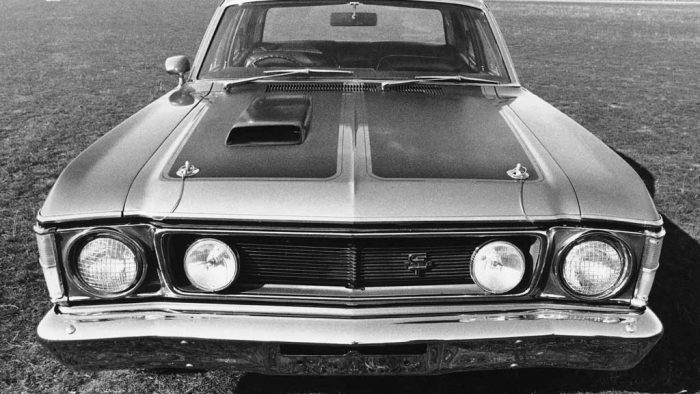 1969 Ford Falcon GT-HO Phase I