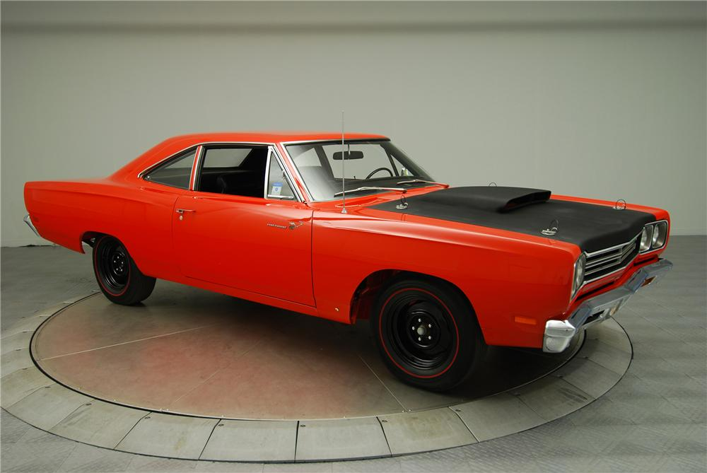 1969→1969 Plymouth Road Runner 440 A12