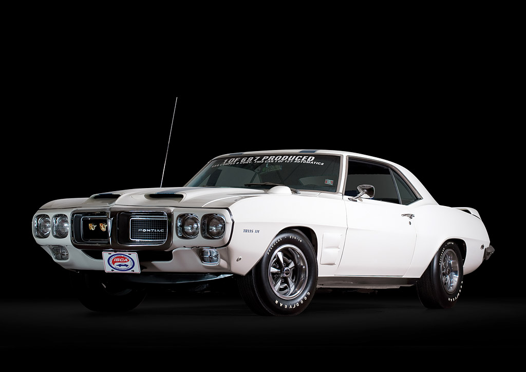 1969 Pontiac Trans-Am Ram Air III