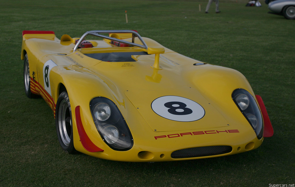 1969 Porsche 908 2 Spyder Review Supercars Net