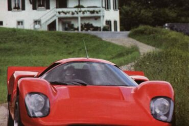 1967→1969 Sbarro-Lola T-70 Coupe Share 1