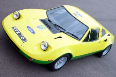 1970 Ford GT70