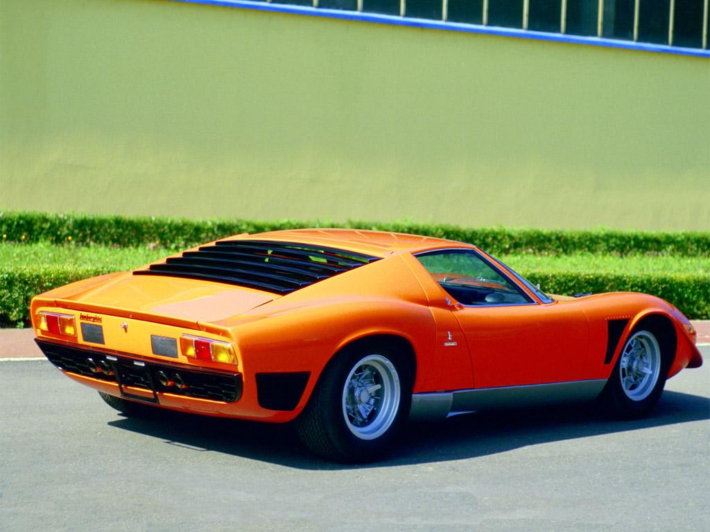1971 1975 Lamborghini Miura Svj Lamborghini Supercars Net
