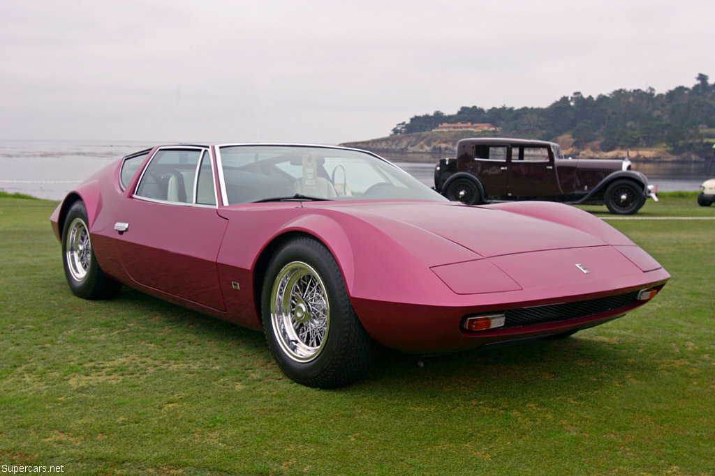 1970 Monteverdi Hai 450 SS | Review | SuperCars.net