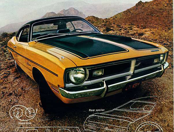 1971 Dodge Demon 340 Dodge Supercars Net