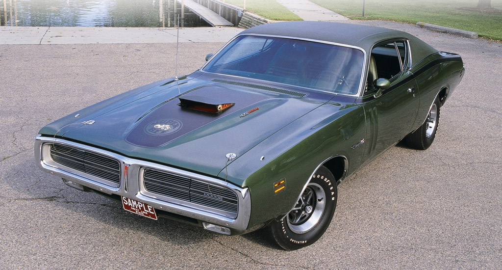 1971 Dodge HEMI Charger Super Bee