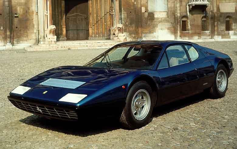 1973→1976 Ferrari 365 GT4 BB