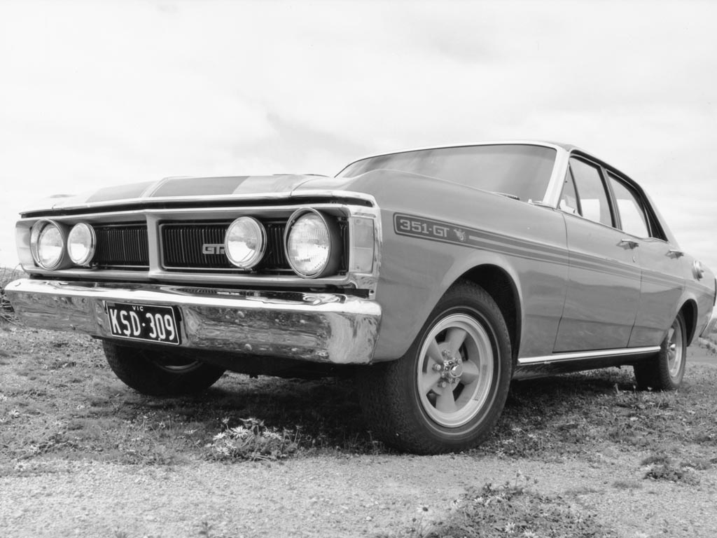 1971 Ford Falcon GT-HO Phase III