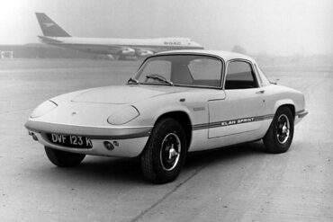 1971→1973 Lotus Elan Sprint DHC
