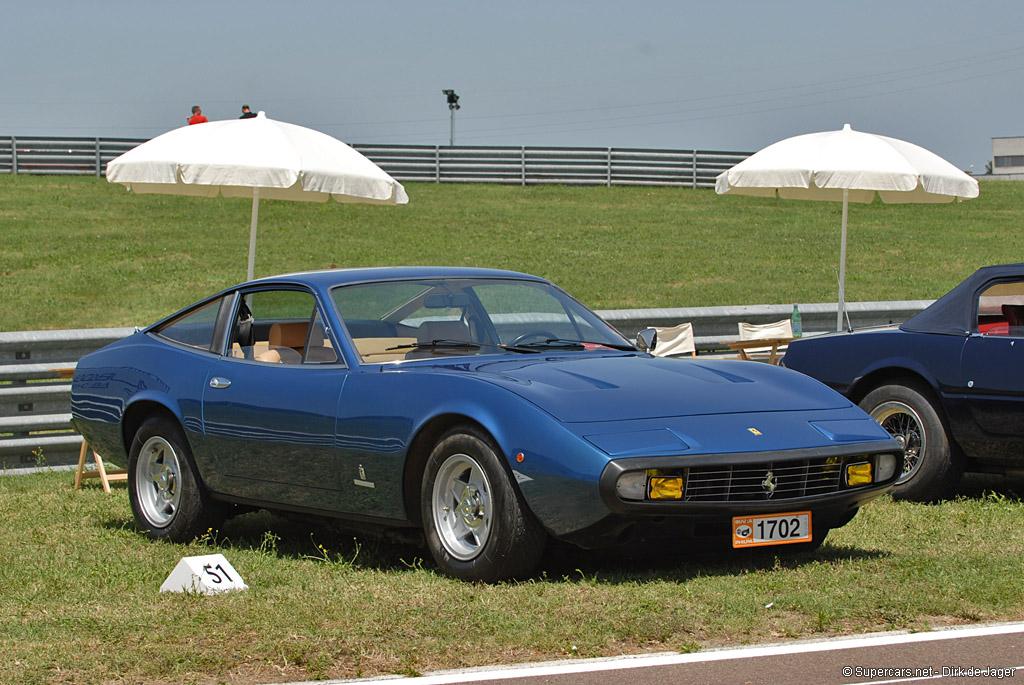 1971→1973 Ferrari 365 GTC/4