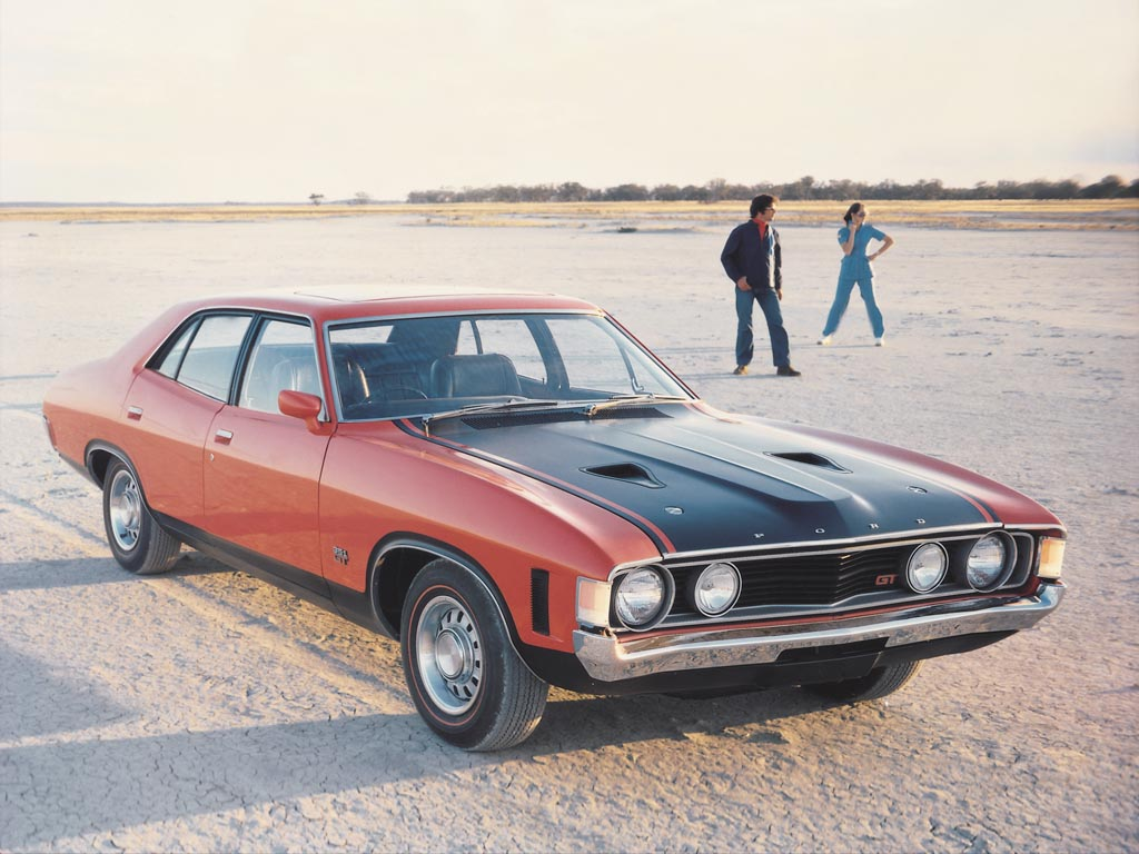 1972 Ford Falcon Gt Ford Supercars Net