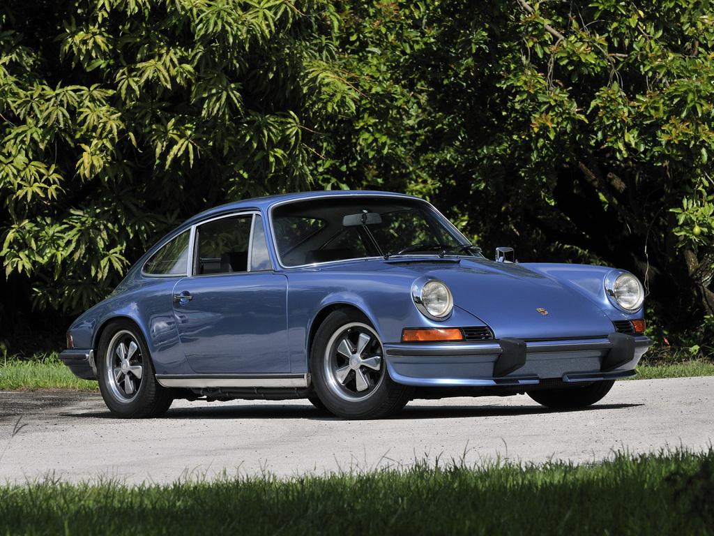 1972→1973 Porsche 911 S 2.4 Coupé