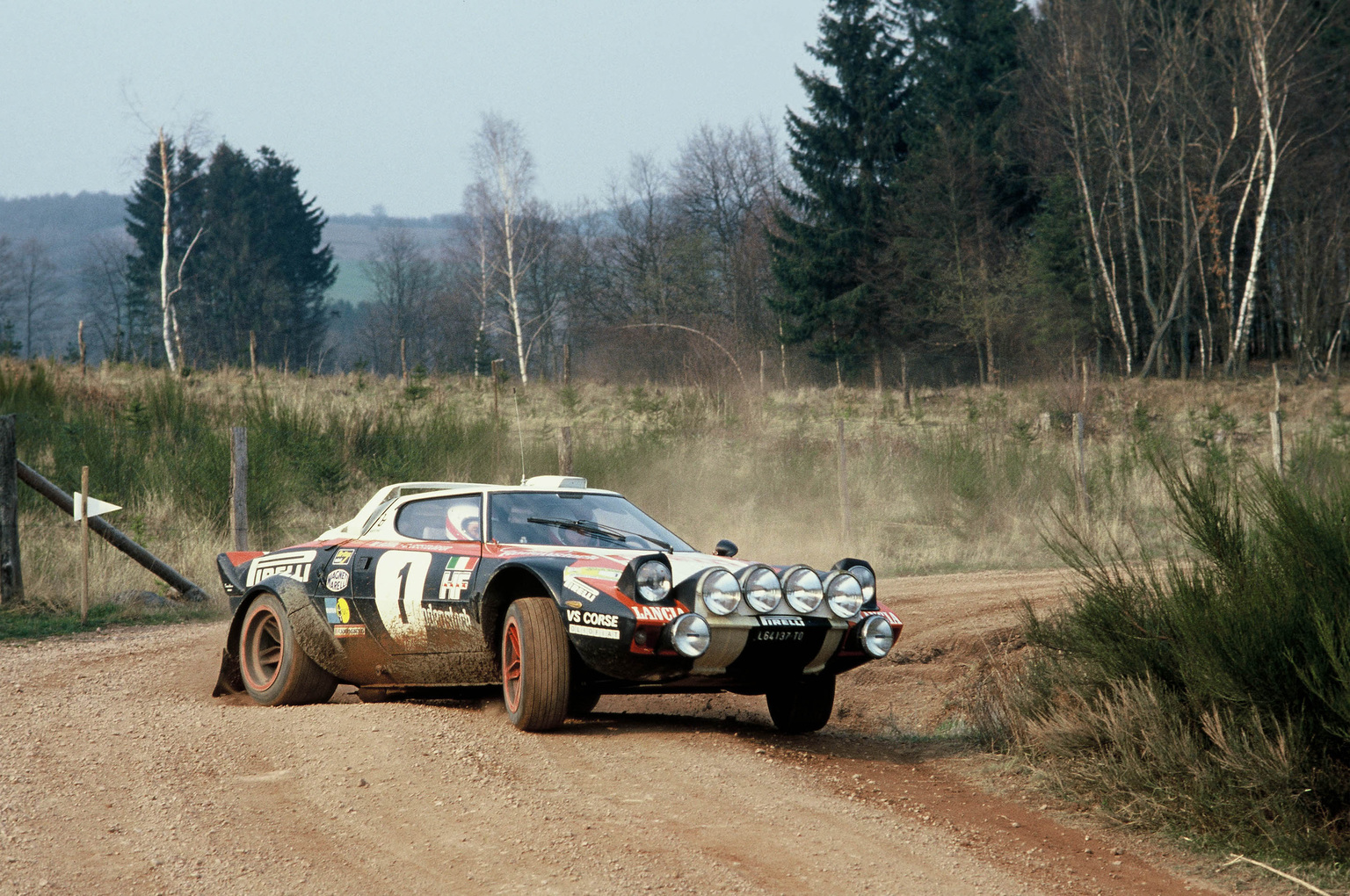 1973 1975 Lancia Stratos Group 4 Lancia Supercars Net