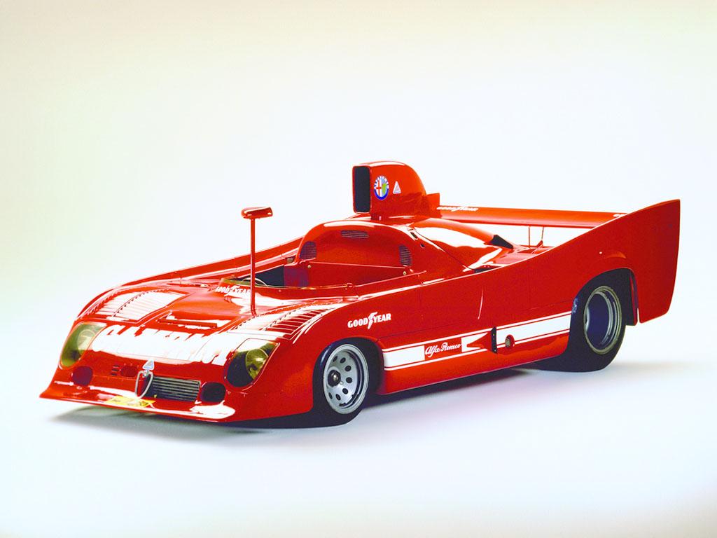 1975 Alfa Romeo 33-3 TT12