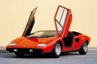 1974→1978 Lamborghini Countach LP400 'Periscopo'