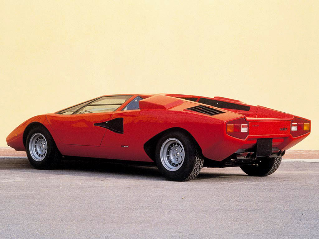 1974 1978 Lamborghini Countach Lp400 Periscopo
