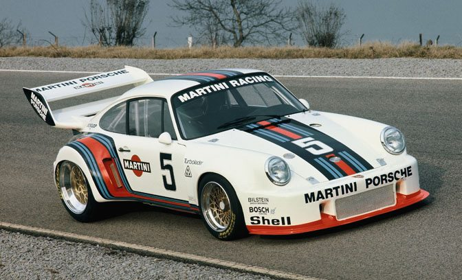 1976 Porsche 935/76