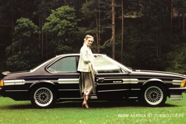 1978→1982 Alpina B7 Turbo Coupé