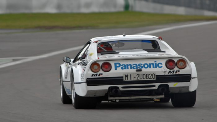 1978→1983 Ferrari 308 GTB Group 4