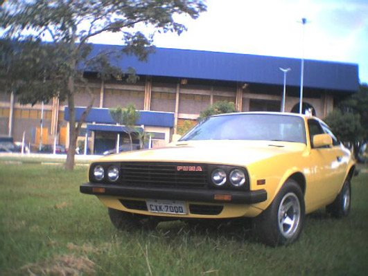 1979→1987 Puma GTB S2