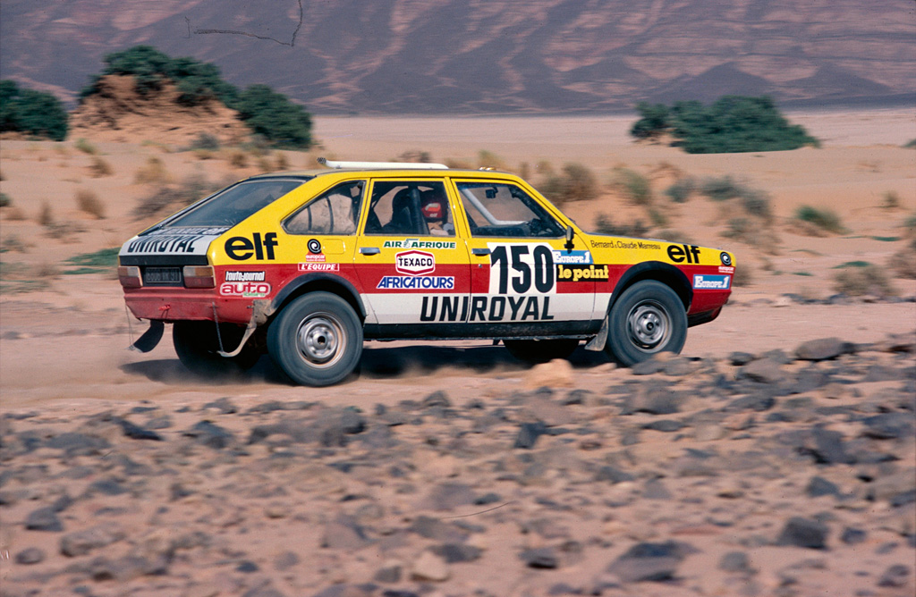 1979 Renault 20 Turbo 4X4