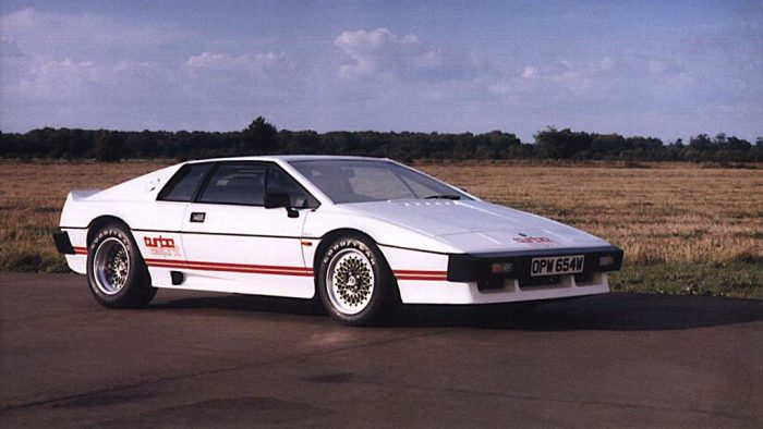 1980 Lotus Esprit Turbo