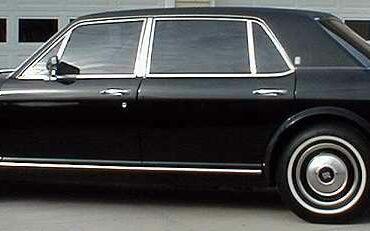 1980→1989 Rolls-Royce Silver Spur