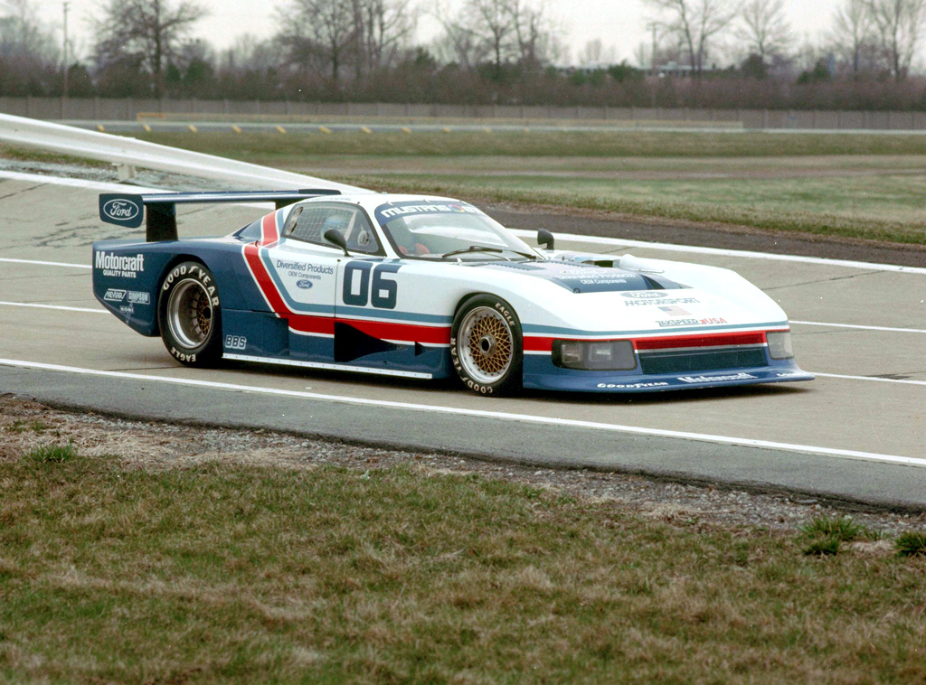 1983 Ford Mustang GTP
