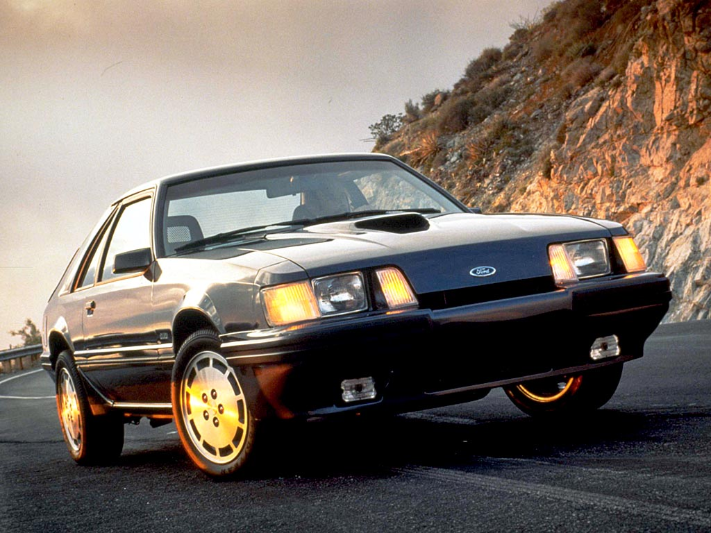1983 Ford Mustang Svo Ford Supercars Net