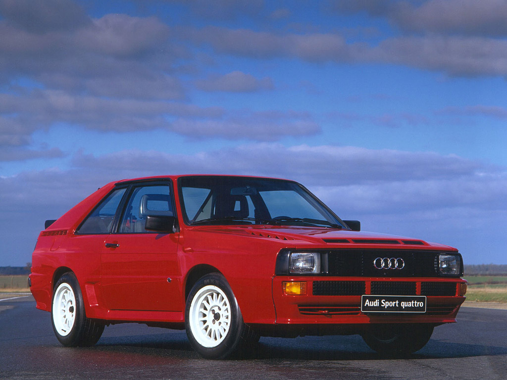 1984 audi sport quattro audi. Black Bedroom Furniture Sets. Home Design Ideas