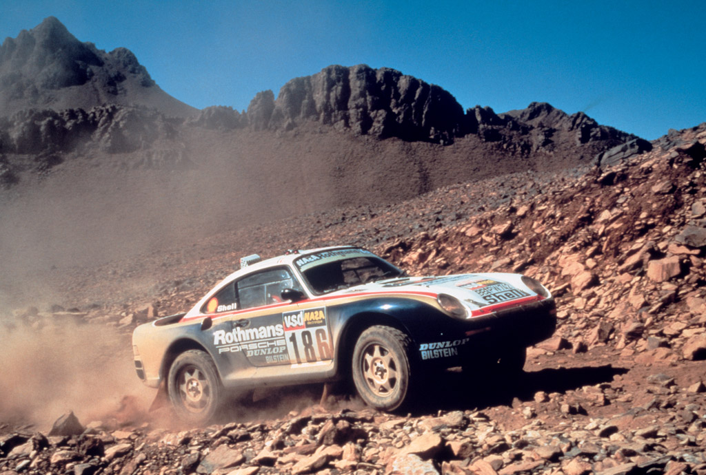 1984 Porsche 959 Rally | Porsche | SuperCars.net