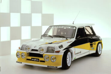 1984 Renault 5 Maxi Turbo