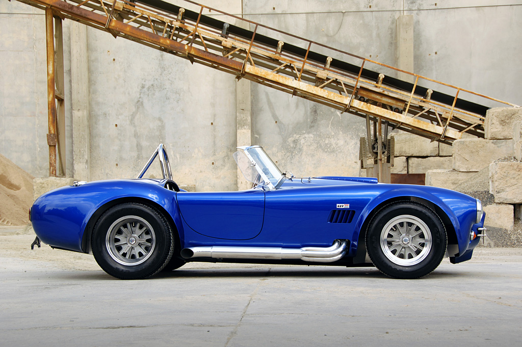 1988→2010 Shelby Cobra 427 S/C Continuation Series | Shelby