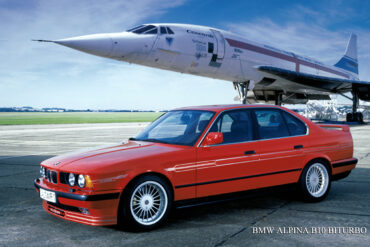 1989→1994 Alpina B10 Bi-Turbo
