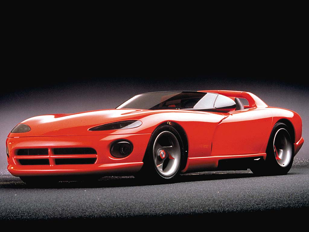 2016 Dodge Charger 2 Door >> 1989 Dodge Viper Concept VM-01 | Dodge | SuperCars.net