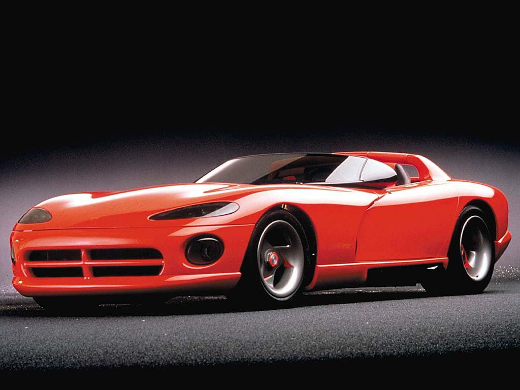 1989 Dodge Viper Concept VM-01