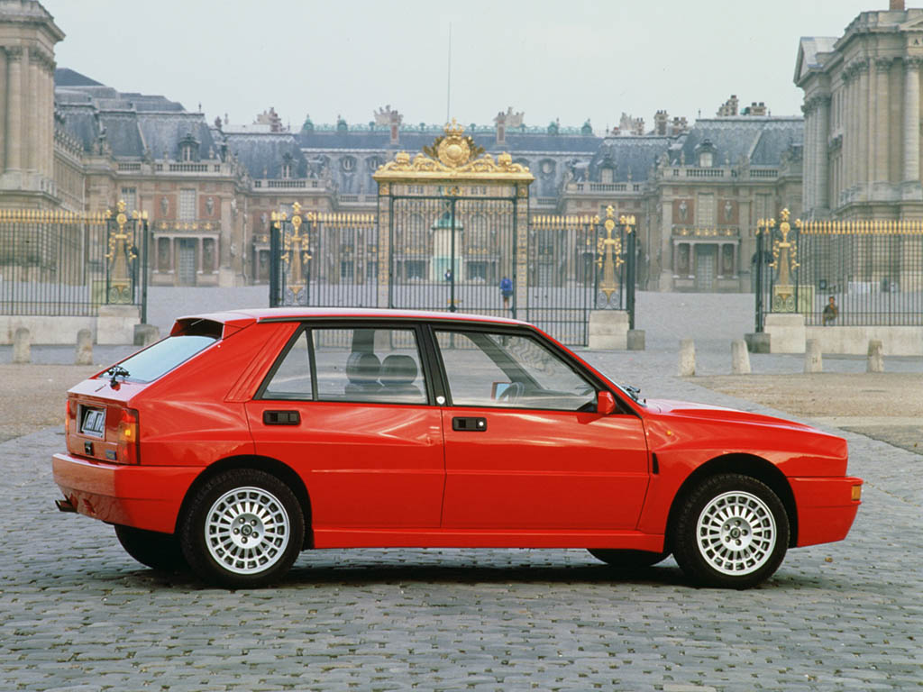 1989 lancia delta hf integrale 16v lancia. Black Bedroom Furniture Sets. Home Design Ideas