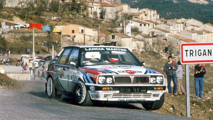 1989 Lancia Delta HF Integrale Group A