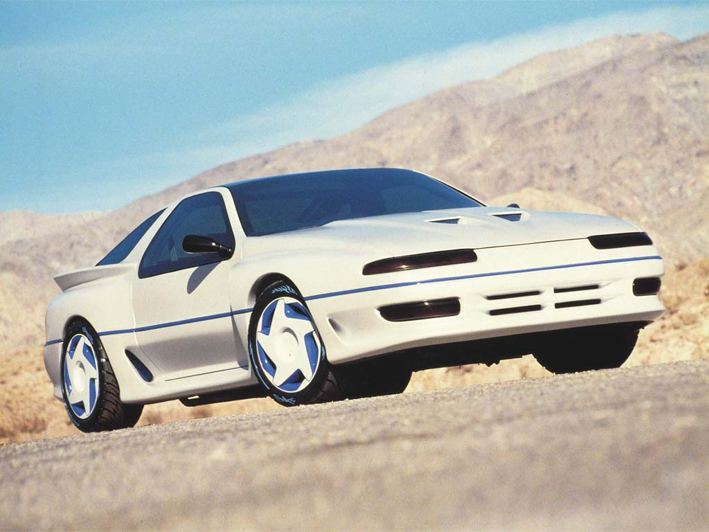 1990 Dodge Daytona RT Concept