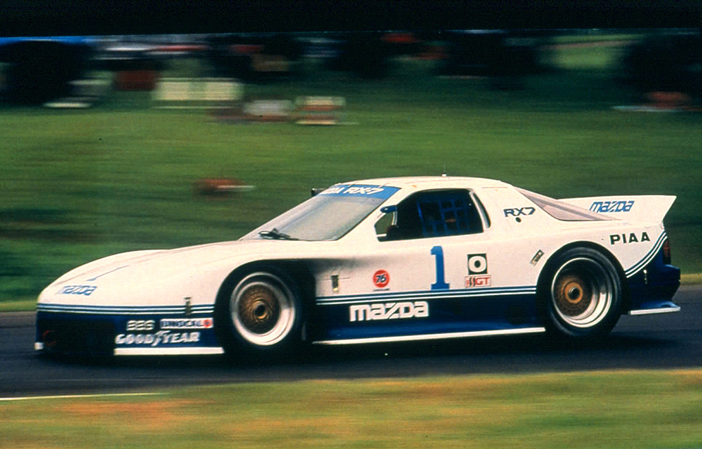 1990 Mazda Rx 7 Imsa Gto Review Supercars Net