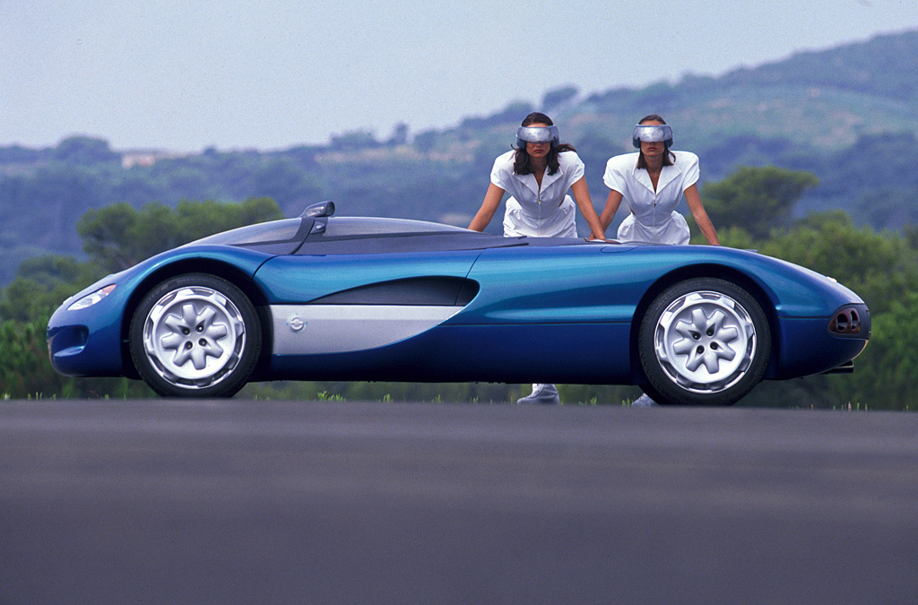 1990 Renault Roadster Laguna