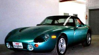 1990 TVR Griffith