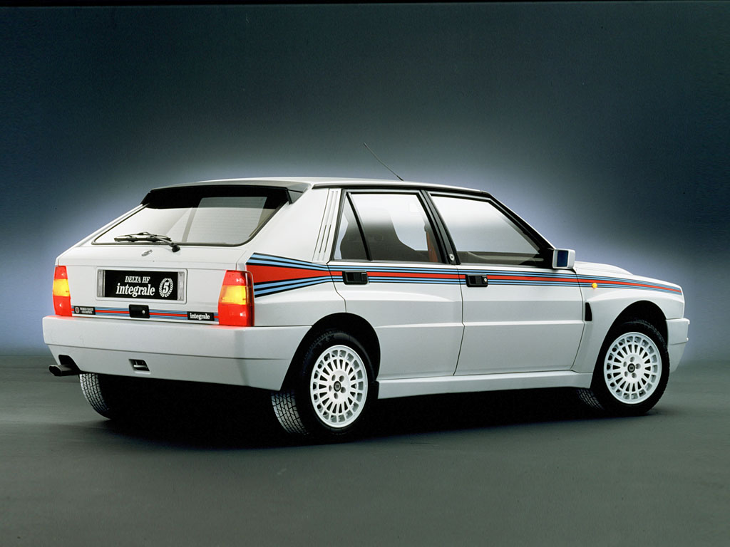 1991 lancia delta hf integrale evoluzione review supercars story by richard owen for supercars vanachro Gallery