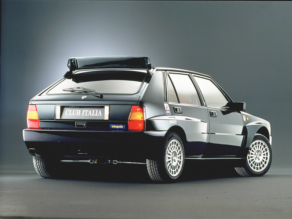 1991 lancia delta hf integrale evoluzione lancia. Black Bedroom Furniture Sets. Home Design Ideas