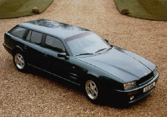 1992→1993 Aston Martin Virage Shooting Brake