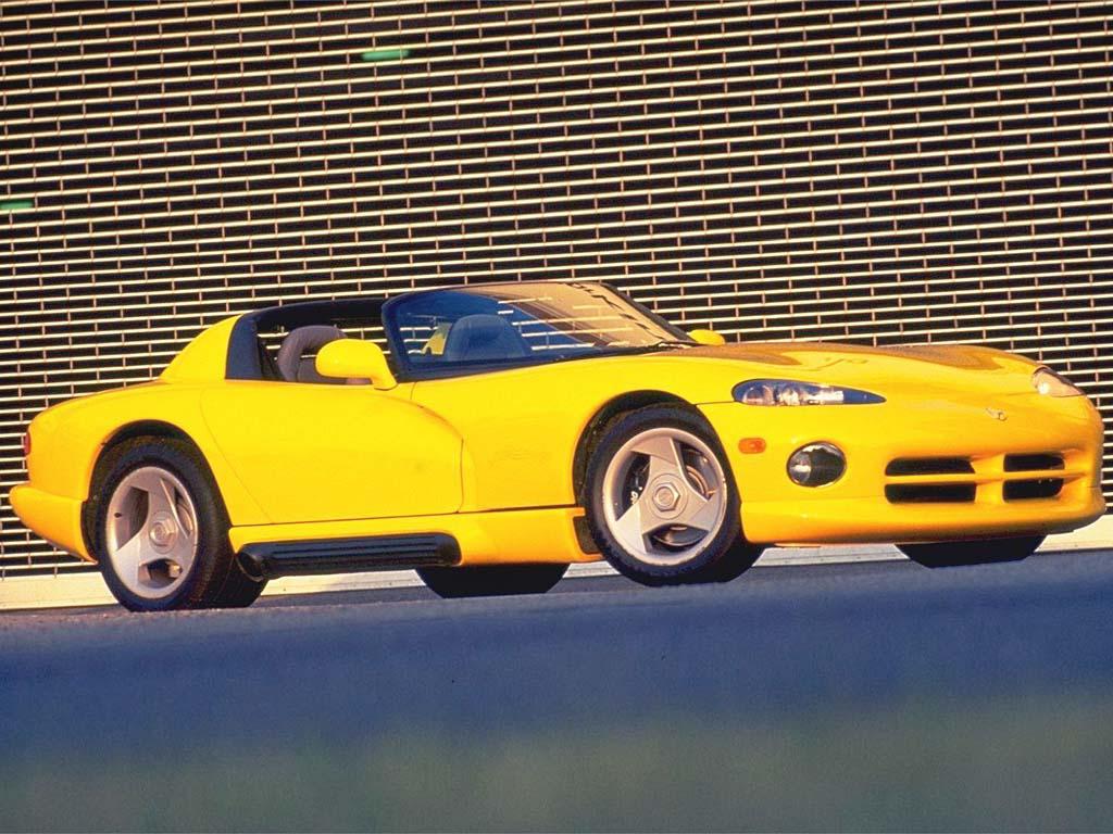 1992→1995 Dodge Viper RT/10